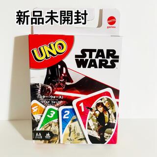 【新品】UNO スターウォーズ(トランプ/UNO)