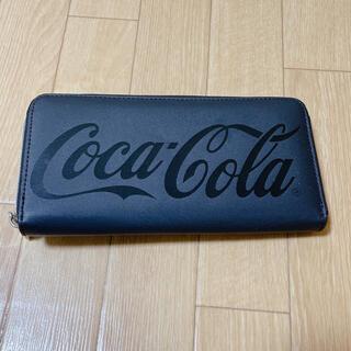 コカコーラ(コカ・コーラ)のコカコーラ 長財布(長財布)