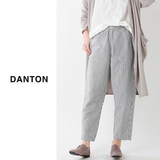 ダントン(DANTON)のDANTON(ダントン)| コットンリネンクロスイージーパンツ(カジュアルパンツ)