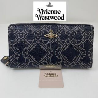 Vivienne Westwood - 未使用☺︎Vivienne Westwood 長財布 オーブ ブラック ジップ