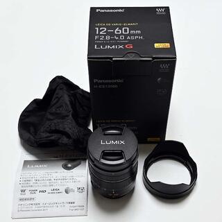 Panasonic - LEICA DG 12-60mm F2.8-4.0 H-ES12060