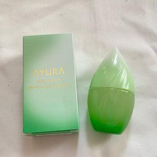 アユーラ(AYURA)のアユーラ メディテーション パルファンドトワレ 未使用新品未開封(香水(女性用))