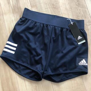 adidas - ☆新品☆adidas アディダス ジュニアショートパンツ ネイビー 140サイズ