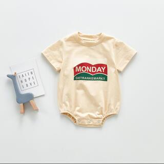 ブリーズ(BREEZE)の韓国 子供服 ロンパース Tシャツ(Tシャツ)