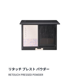 スック(SUQQU)のSUQQU ◆ リタッチ プレスト パウダー 【 01 ポーセリン 】 スック(フェイスパウダー)
