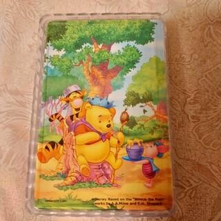 ディズニー(Disney)のくまのプーさん トランプ ケース入り(トランプ/UNO)