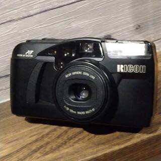 RICOH - RICOH リコー MYPORT SUPER ZOOM フィルムカメラ