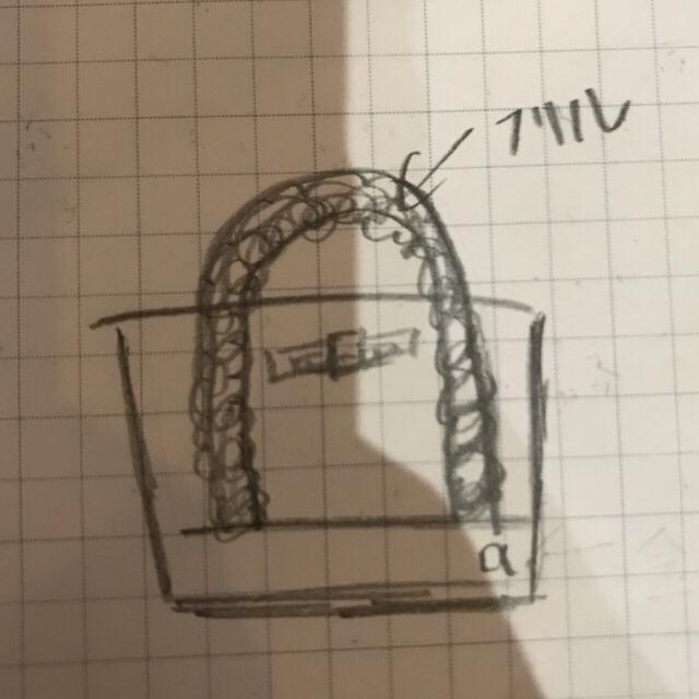 おがわ様オーダーページ(トート風レビューブックカバー ) ハンドメイドの文具/ステーショナリー(ブックカバー)の商品写真