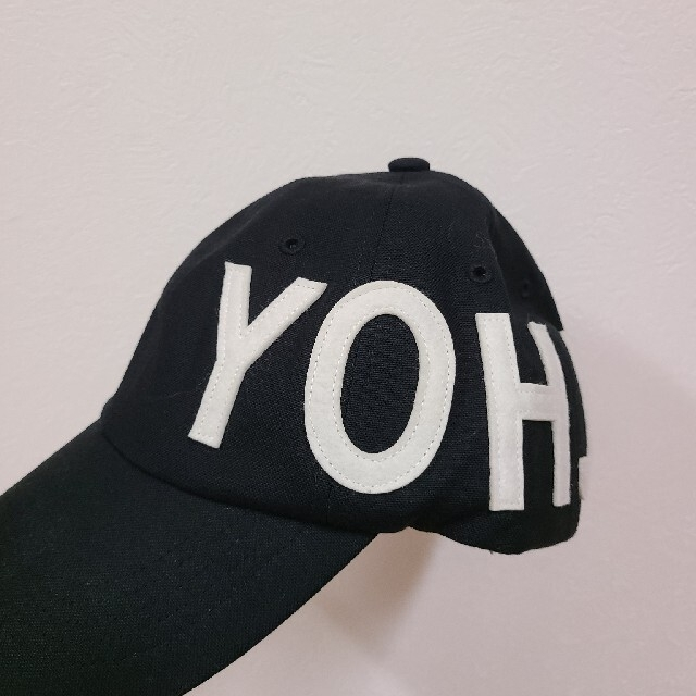 Y-3(ワイスリー)の【美品】Y-3 YOHJI YAMAMOTO キャップ 帽子 adidas メンズの帽子(キャップ)の商品写真
