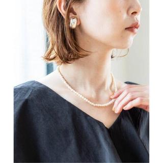 イエナ(IENA)のIENA MIDI PEARL ネックレス 40cm(ネックレス)