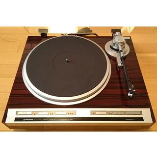 パイオニア(Pioneer)の【特売】中古PioneerレコードプレイヤーPL-707+予備のヘッドシェル1個(その他)