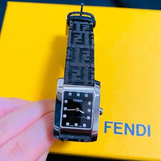 フェンディ(FENDI)のFENDI フェンディ 時計 レディース ダイヤ(腕時計)
