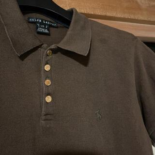 ラルフローレン(Ralph Lauren)のラルフローレン ブラウン ポロシャツ(ポロシャツ)