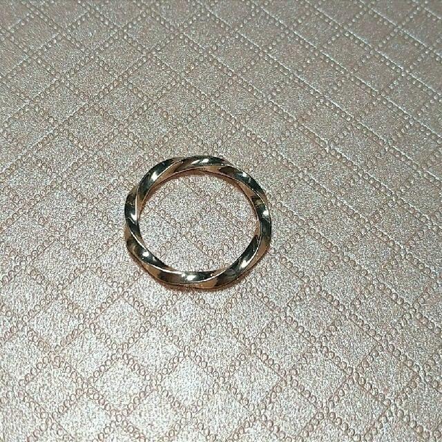 COCOSHNIK(ココシュニック)のポポロ様専用☆ココシュニック ラスティングシルバーリング☆ レディースのアクセサリー(リング(指輪))の商品写真