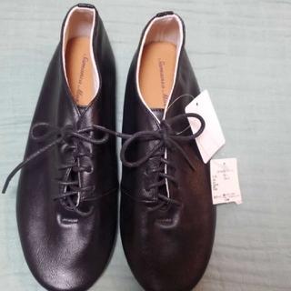 サマンサモスモス(SM2)のサマンサモスモス・新品靴・M(ローファー/革靴)