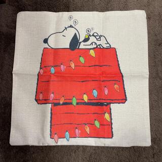 スヌーピー(SNOOPY)の【海外製・レア商品】インテリア商品 スヌーピー  クッションカバー(クッションカバー)