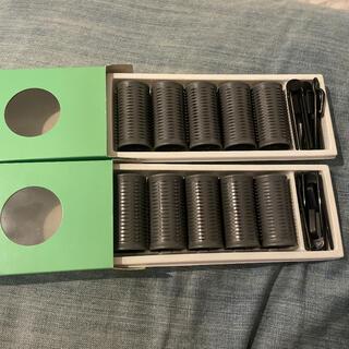 パナソニック(Panasonic)のパナソニック ホットカーラー カーラー 直径 30㎜ 箱付き(カーラー(マジック/スポンジ))