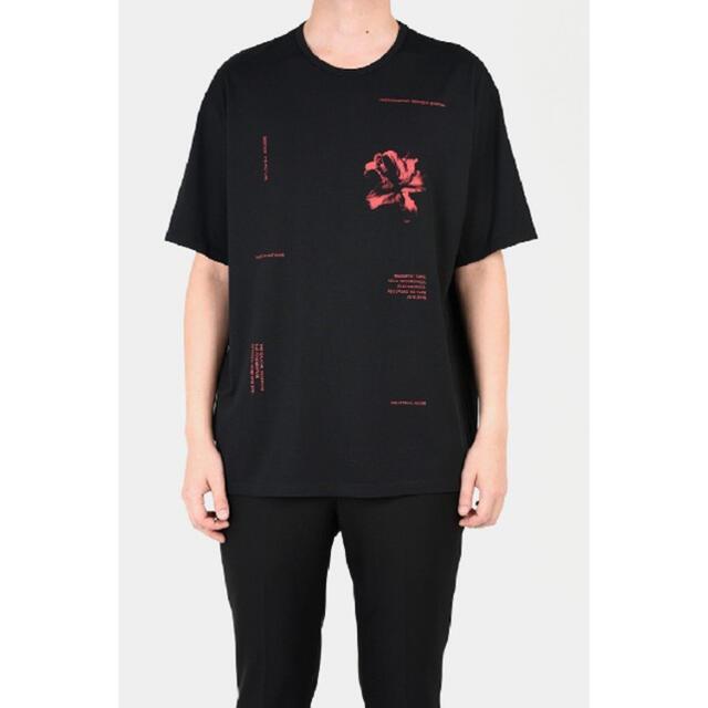LAD MUSICIAN(ラッドミュージシャン)のPERMANENT ROCKER PRINT BIG T-SHIRT  メンズのトップス(Tシャツ/カットソー(半袖/袖なし))の商品写真