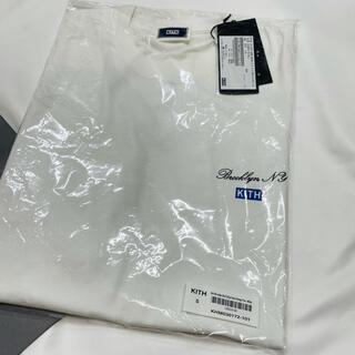 キース(KEITH)のKITH BROOKLYN BIRDS EYE Tシャツ 東京限定 サイズ S(Tシャツ/カットソー(半袖/袖なし))