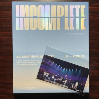 SEVENTEEN - SEVENTEEN incomplete DVD