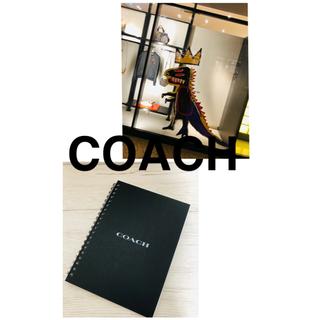 コーチ(COACH)のCOACH コーチ ノベルティ ミニスケッチブック(ノベルティグッズ)