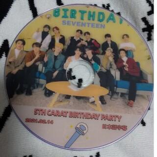 SEVENTEEN - SEVENTEEN 5TH CARAT birthdayparty DVD