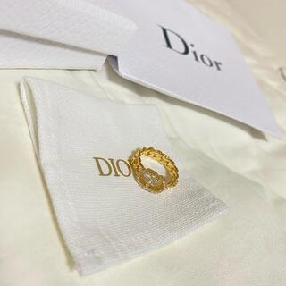 Christian Dior - Dior ゴールドリング
