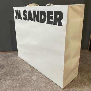 ジルサンダー(Jil Sander)のJILSANDER / ジルサンダー 紙袋 ショッパー   バック(トートバッグ)