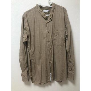 ナナミカ(nanamica)のナナミカ   ノーカラーシャツ(シャツ)