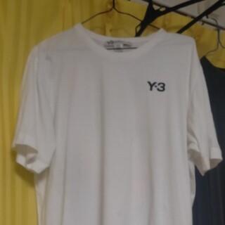 ワイスリー(Y-3)のヨウジヤマモト×アディダスコラボ(Tシャツ/カットソー(半袖/袖なし))