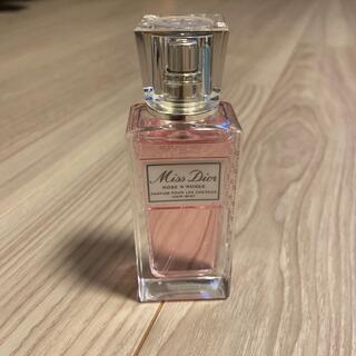 ディオール(Dior)のいろはすさま専用 ミスディオール ローズ&ローズヘアミスト 30ml(ヘアウォーター/ヘアミスト)