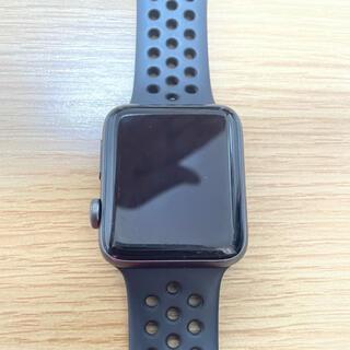 Apple Watch - Applewatch3 42mm GPSモデル NIKE