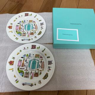 Tiffany & Co. - ティファニー 5thアベニュー プレート 2枚