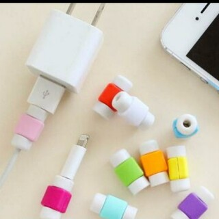 【新品未使用】iPhone 断線防止 6個セット(その他)