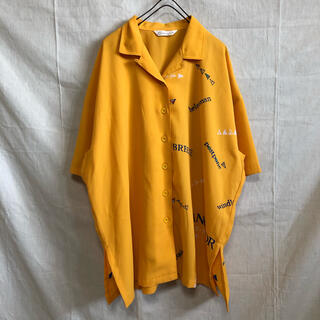 ロキエ(Lochie)のレトロ シャツ(シャツ/ブラウス(半袖/袖なし))