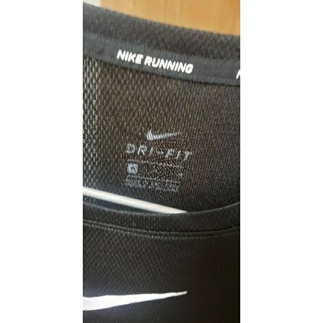 NIKE(ナイキ)のNIKE running トレーニング ナイキ レディース Tシャツ スポーツ/アウトドアのランニング(ウェア)の商品写真