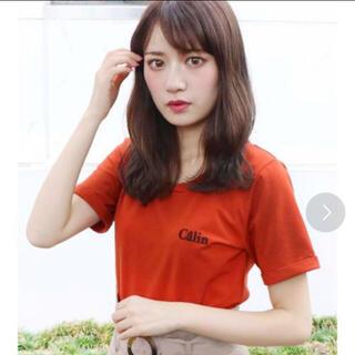 ダズリン(dazzlin)のdazzlin Tシャツ(Tシャツ(半袖/袖なし))