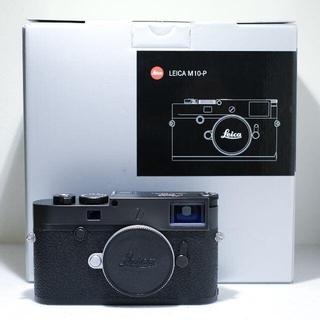 LEICA - 保証有り Leica M10-P BLACK CHROME