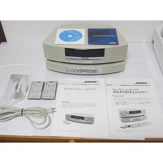 ボーズ(BOSE)のボーズ Bose Wave music system 専用CDチェンジャーセット(ポータブルプレーヤー)