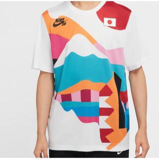 ナイキ(NIKE)のNIKE SB PARRA CREW JERSEY JAPAN 堀米雄斗 着用 (Tシャツ/カットソー(半袖/袖なし))