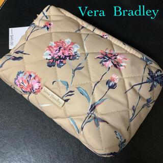 ヴェラブラッドリー(Vera Bradley)の新品 ヴェラブラッドリー 化粧ポーチ バニティ パフォーマンスツイル(ポーチ)