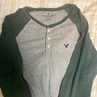 American Eagle - アメリカンイーグル 長袖Tシャツ ラグラン2枚セット