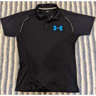 UNDER ARMOUR - UNDER ARMOURアンダーアーマーポロシャツ Lサイズ ゴルフ