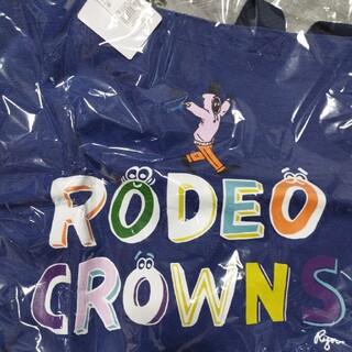 ロデオクラウンズワイドボウル(RODEO CROWNS WIDE BOWL)のRyu Ambe さん コラボトートバッグ(トートバッグ)