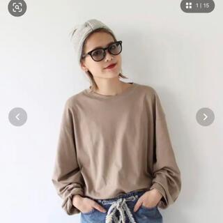 トゥデイフル(TODAYFUL)のtodayful  ルーズロングT(Tシャツ(長袖/七分))