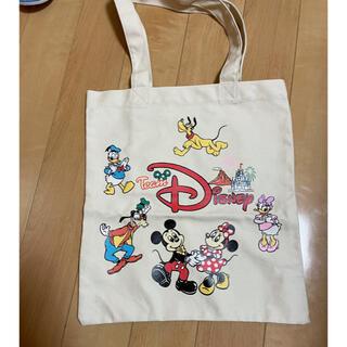 Disney - チームディズニー トートバッグ