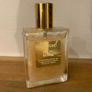 トムフォード(TOM FORD)のTOM FORD SOLEIL BLANC ボディオイル(香水(女性用))