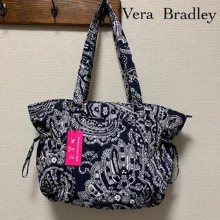 ヴェラブラッドリー(Vera Bradley)の新品 ヴェラブラッドリー グレンナサッチェル トートバック パフォーマンスツイル(トートバッグ)