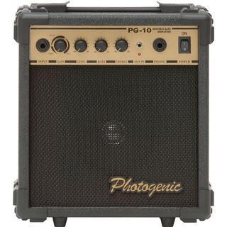 フォトジェニック(Photogenic)のPhotogenic ギター&ベースアンプ  PG10(ギターアンプ)