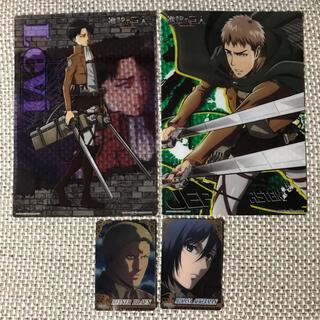 進撃の巨人 ブロマイド&カード (その他)